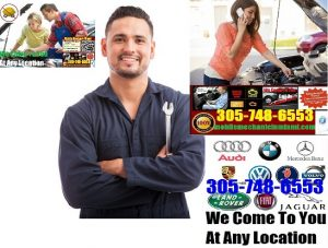 Mobile Mechanic In Miami Auto Car Repair Service